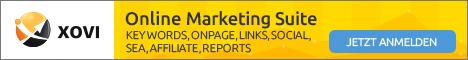 Xovi - Online Marketing Potenziale erkennen und Umsätze steigern!