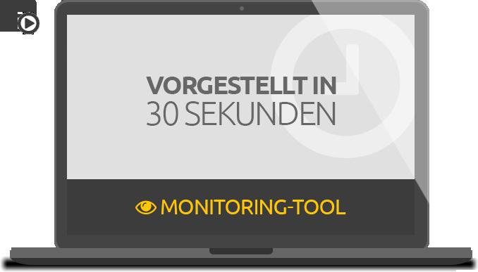 Keyword Monitoring Tool: Vorgestellt in 30 Sekunden