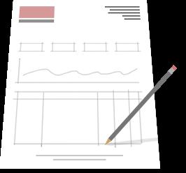 Reporting Tool Inhaltsvorlagen
