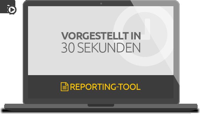 Reporting Tool: Vorgestellt in 30 Sekunden