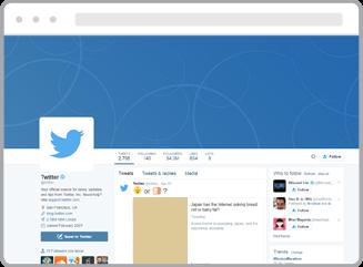 Social Media Monitoring Tool: Twitter ist einer der integrierten Kanäle in der XOVI Suite