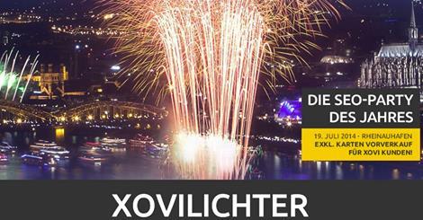 Start von XOVI V3
