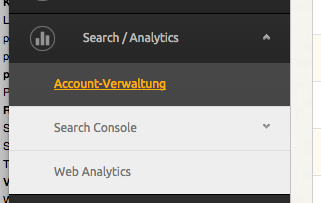 Neues Tool: Search Console