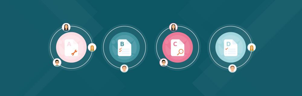 """Titelbild für """"Teamwork mit XOVI: So arbeitest du mit Benutzern"""""""
