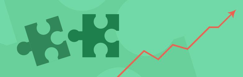 Puzzelteile verbinden, mit dem Linkmanager verbessern