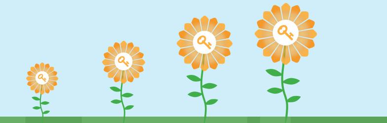 Keyword Optimierung: Beispiel Blumen