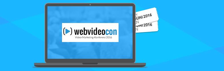 WebVideoCon 2016 Gewinnspiel