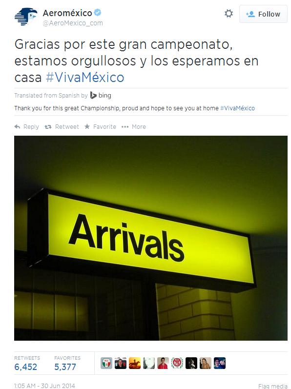Aeromexico Viva Mexico