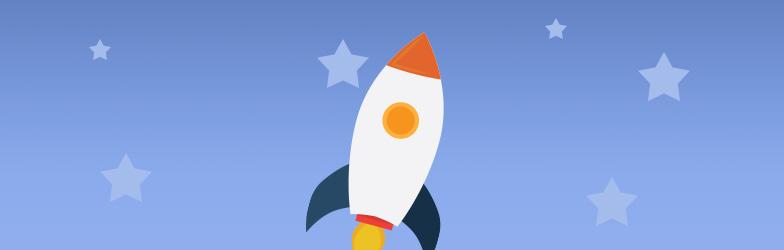 Relaunch Rakete