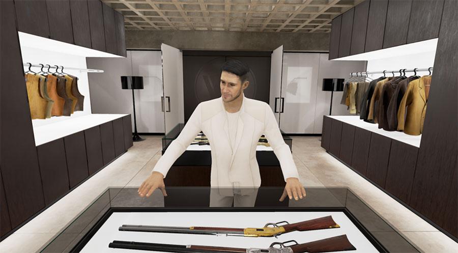 VR Marketing: Virtual Reality Erlebnis von Westworld
