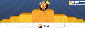 iBusiness setzt ab sofort auf XOVI-Branchenindex
