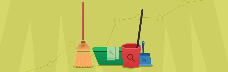 Clean up SEO