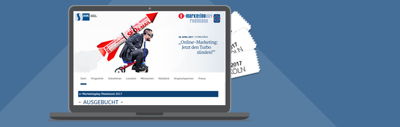 e-Marketingday 2017 Tickets