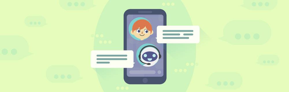Titelbild für: Chatbots: Vor- & Nachteile automatisierter Kommunikation