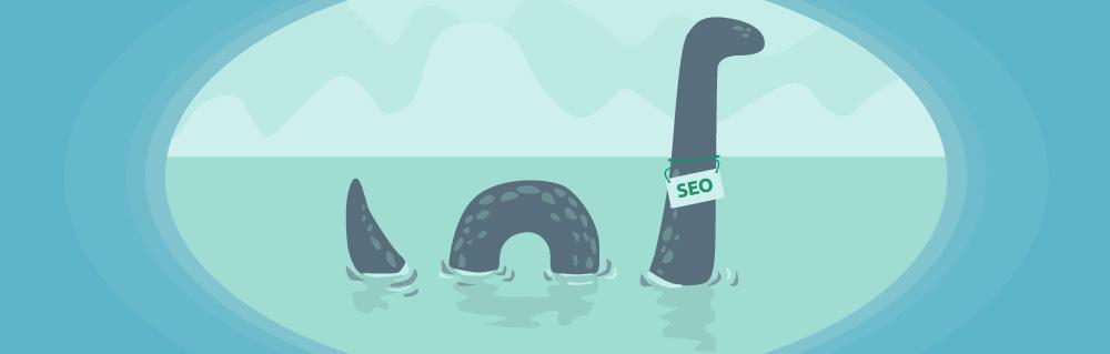 Titelbild für: SEO-Mythen: Was ist dran an diesen Aussagen? Loch Ness als SEO-Monster