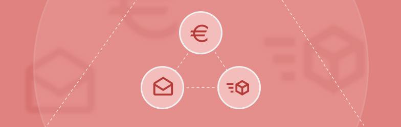 Grafik mit verschiedenen Kanälen des Content Marketing