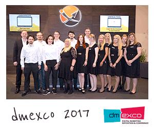 dmexco 2017 Team