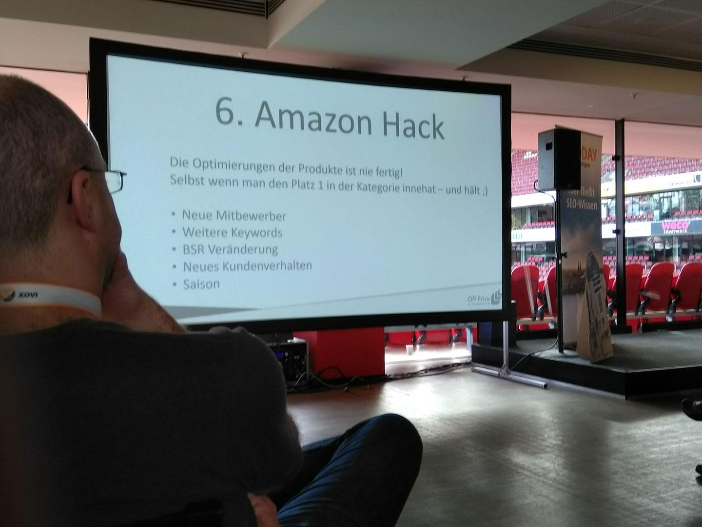 Amazon SEO Hacks für die Optimierung