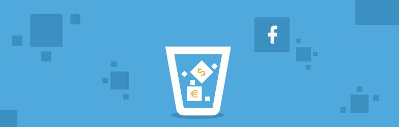 Wie du dein Budget für Facebook Werbung zielsicher verschleuderst