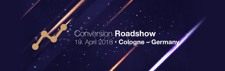 Conversion Roadshow 2018