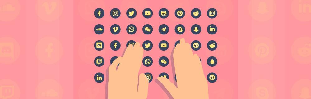 """Titelbild für """"Social-Media-Blindness: """"Gefällt mir"""" ist Website-Usern egal"""""""
