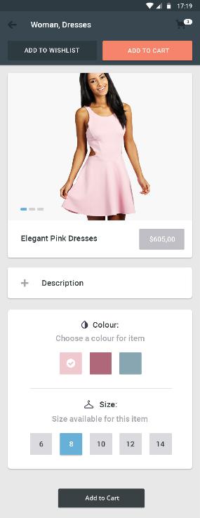 Online Shop als Beispiel für ein Conversion-freundliches Design