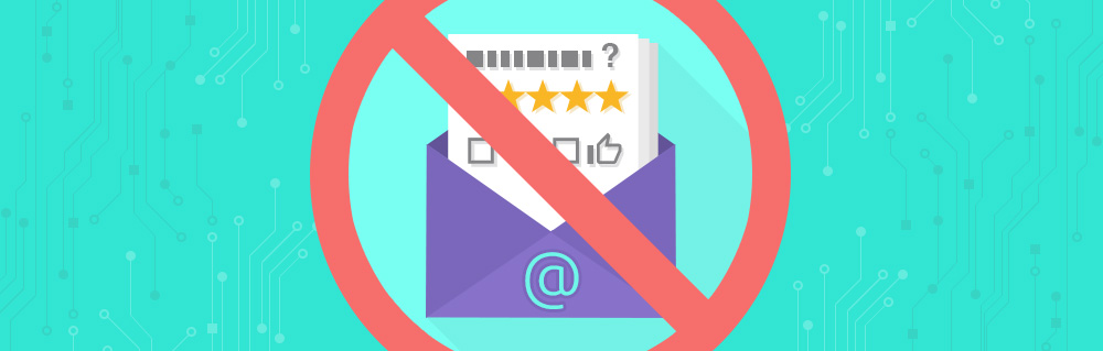 BGH Urteil: Kundenbefragung in Rechnungs-Mail unzulässig