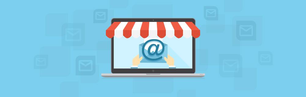 E-Mail-Marketing Symbol