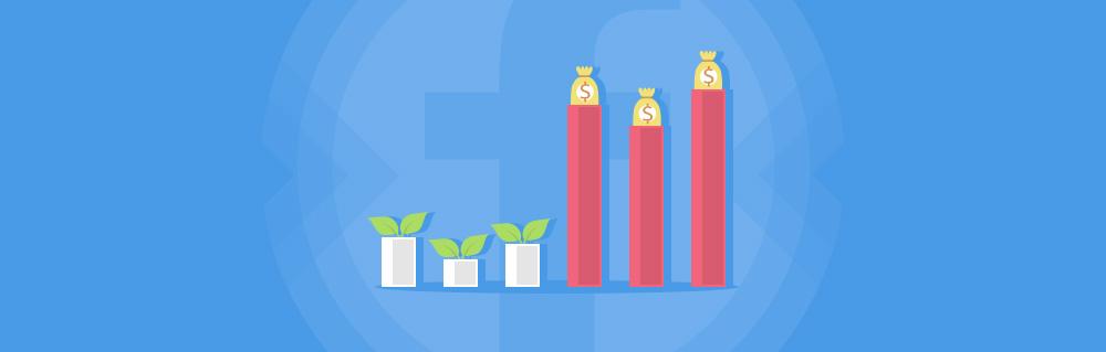 Reichweite bei Facebook: organisch klein, paid groß