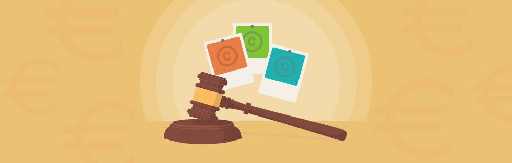 Gerichtsurteil über Urheberrecht