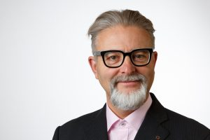 Portrait von Autor Erwin Lammenett