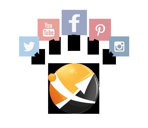 Social Media Monitoring Tool: Verfügbare soziale Netzwerke in der XOVI Suite