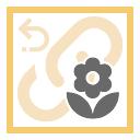 Icon natürliche Backlinks