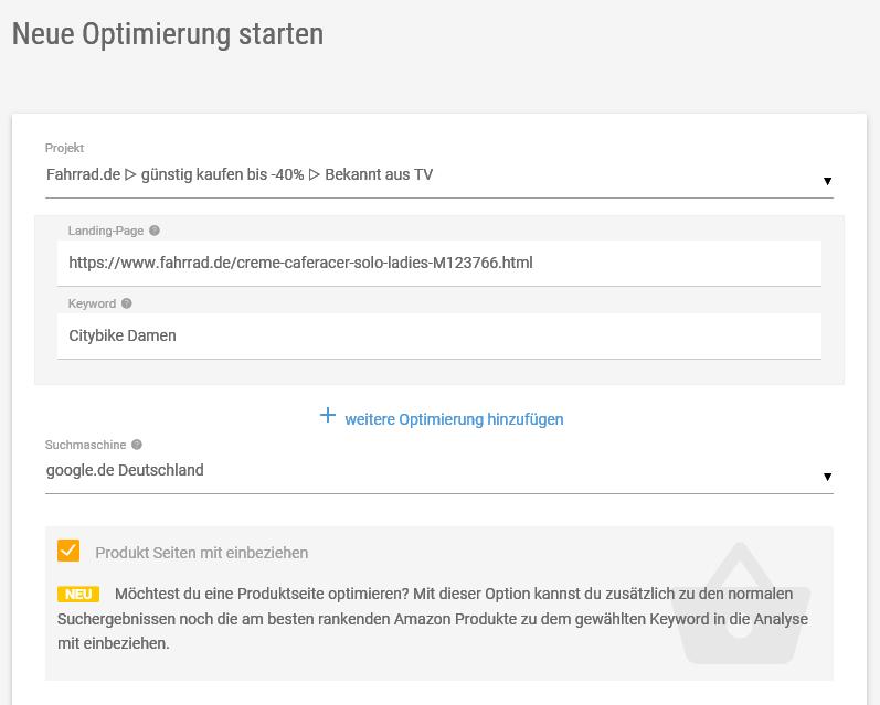 Produkt SEO: Produkt-Daten bei der Content-Optimierung miteinbeziehen