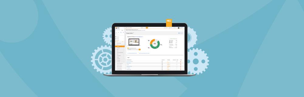 Xovi Onpage-Analyse: Content-Relevanz-Suche
