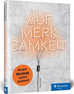 """Cover des Buches """"Aufmerksamkeit"""" von Philipp Barth"""