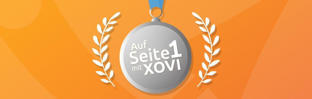 """Tielbild zum Interview von Platz 2 der XOVI Challenge """"Auf Seite 1 mit XOVI"""""""