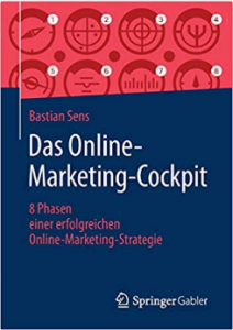 "Cover des Buches ""Online Marketing Cockpit"" von Basitan Sens"