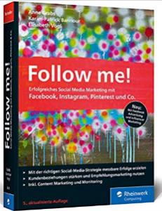 """Cover des Buches """"Follow me!"""" von Anne Grabs et al"""