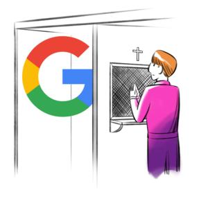Zu niemanden sind wir ehrlicher, als zu Google. Fast wie beim Beichten in der Kirche, nur das Google auch immer die Richtige Antwort bereithält.