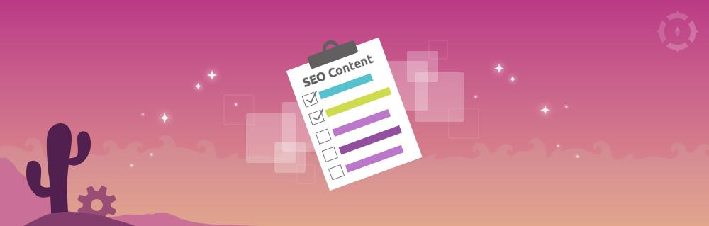 """SEO Kompass Titelbild für """"Welche SEO-Faktoren sind bei der Content-Erstellung wichtig?"""" """""""