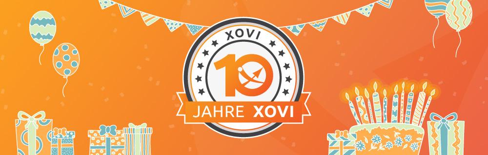 10 Jahre XOVI