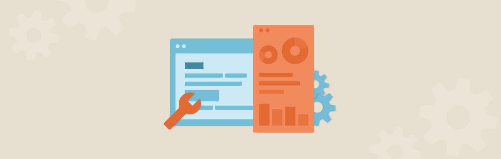 Dokument mit Checkliste und Werkzeug
