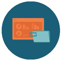 Dokument mit Daten von extern