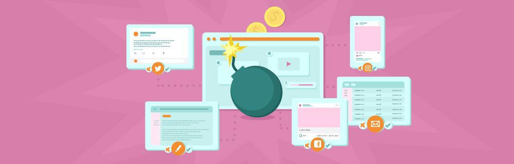 """Titelbild von """"Warum sich Unternehmen mit Content Marketing schwer tun"""""""
