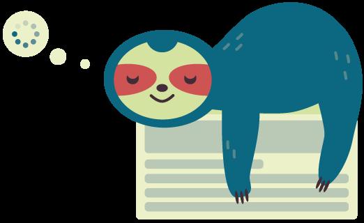 Icon für die Verwendung von AJAX oder Lazy Loading für die Pagespeed Optimierung