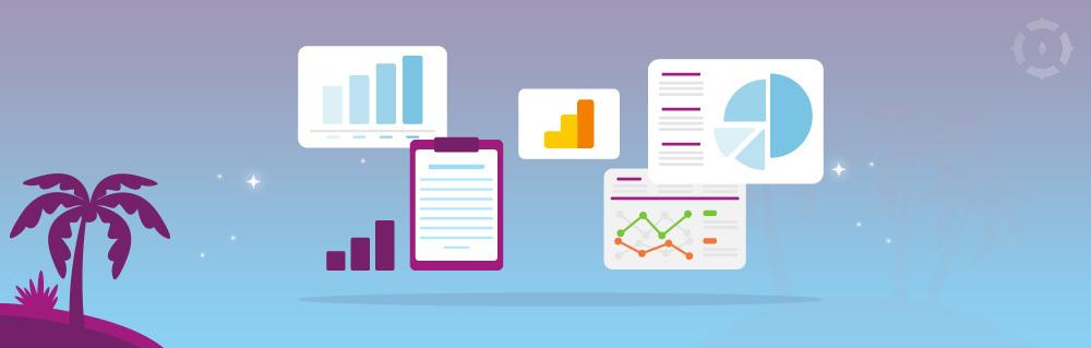 Titelbild für Google Analytics für fortgeschrittene: Benutzerdefinierte Dimensionen, -Messwerte und -Berichte