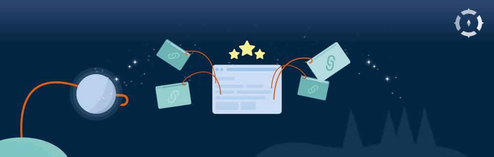 Titelbild für Linkbuilding-Strategien: Backlinks für den besten Content finden