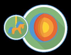 Icon für das Google Core-Update Juni/Juli 2021